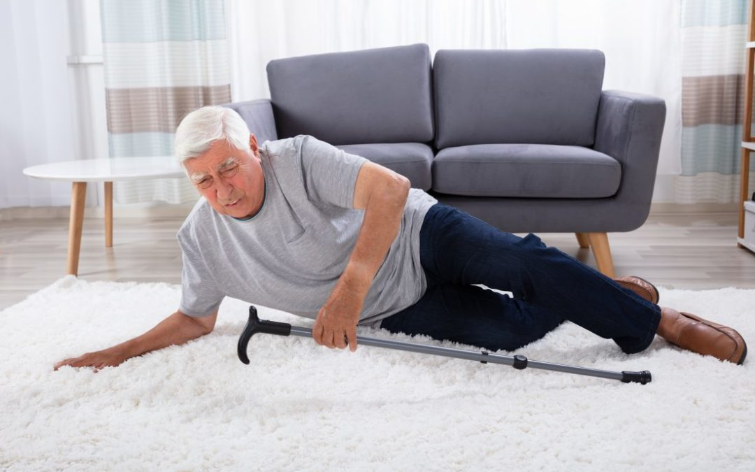 Hearing Loss Increases Risk of Falls