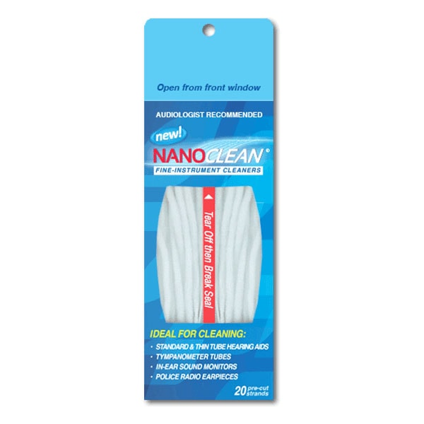 Nano Clean Hearing Aid Cleaners
