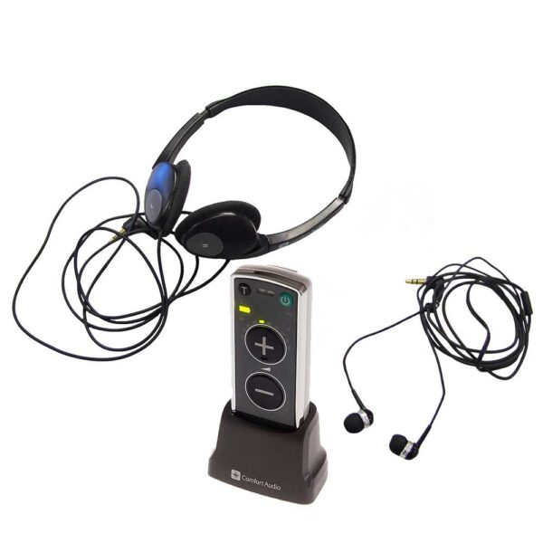 personal hearing amplifier